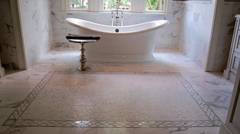 The Bath in Stone and Tile