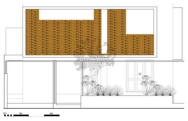 Contemporary  by Gaurav Roy Choudhury Architects