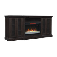 Classic Flame Grand 26? Media Mantel 26MM6020-M342 With Embers Insert 26ii342fg