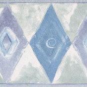 Diamond Wallpaper Border NS71809W