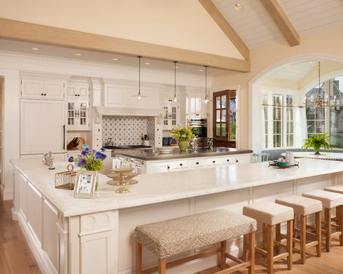 18 - Provo, Utah Residence - Kitchen Islands And Kitchen Carts