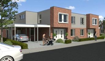 Neubau eines Mehrfamilienhauses als KfW-Effizienzhaus 55 in 26121 Oldenburg