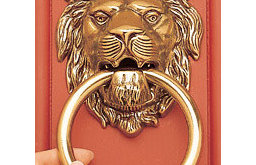 Lion's Head Knocker