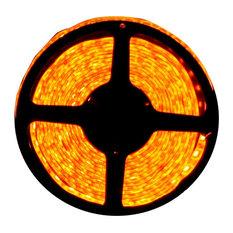 Orange Super Bright Flexible LED Light Strip 16', Reel Kit