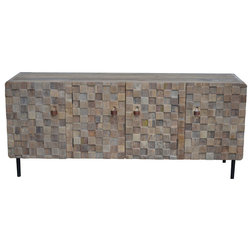 Rustic Buffets And Sideboards by Moti