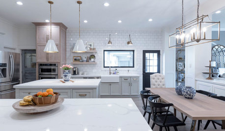 Tour a Designer's Beautiful Low-Maintenance Kitchen
