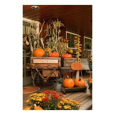 Fine Art Photograph, Autumn Harvest I, Fine Art Paper Giclee