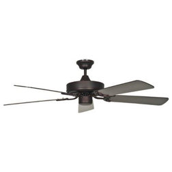 Transitional Ceiling Fans by tL Custom Lighting