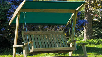 Alexander Rose Pine Farmers Swing Seat