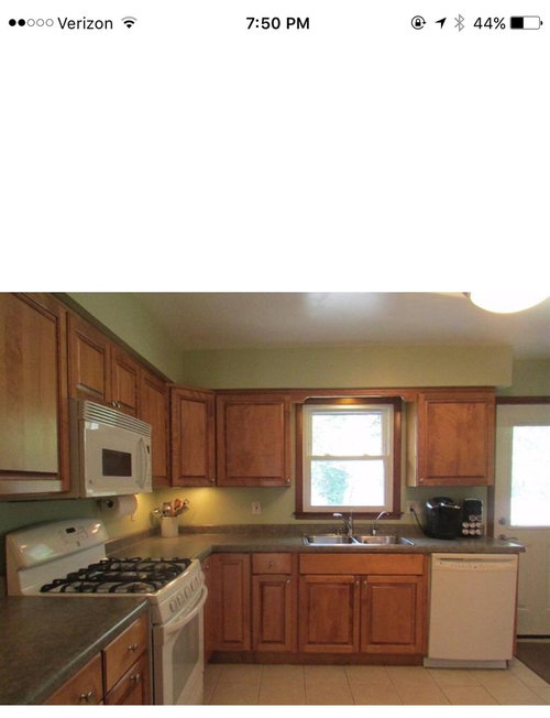 Selling Old Kitchen