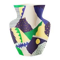 Stromboli Paper Vase