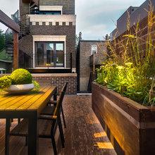 Chicago Rooftop Deck
