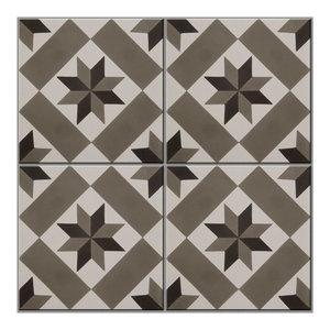 Chelsea Pattern Tiles, Set of 12
