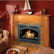 FireplaceX 864 High-Output GreenSmart Gas Fireplace