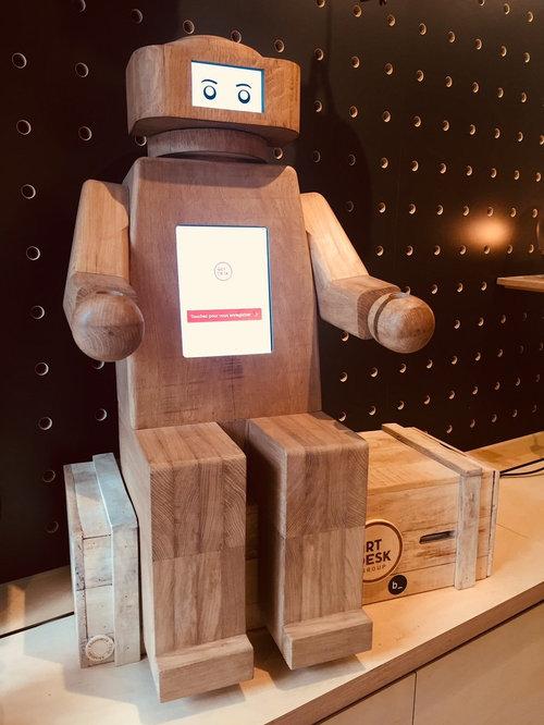 Robbie le Robot - Accessoire et Décoration