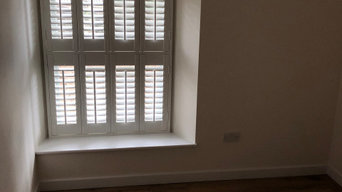 Shutters in New Conversion