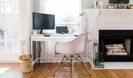 Homeowners and Pros Show Us How They Work From Home