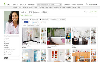 For Home Pros: A Quick-Start Guide to the Houzz Site Designer