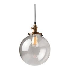 glass globe pendant lighting mercury glass olde brick lighting glass globe pendant light fixture 10 lighting houzz