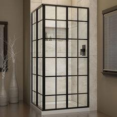 dreamline dreamline french corner shower enclosure shower stalls and kits