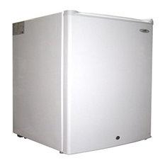 SPT APPLIANCE INC - 3.0 cu.ft. Upright Freezer with Energy Star, White - Freezers