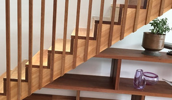 Installed stairs