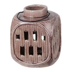 Privilege International Small Ceramic Lantern