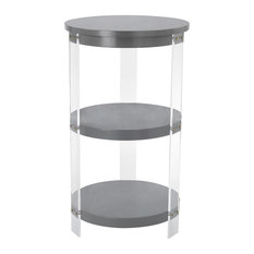 Onyx Accent Table