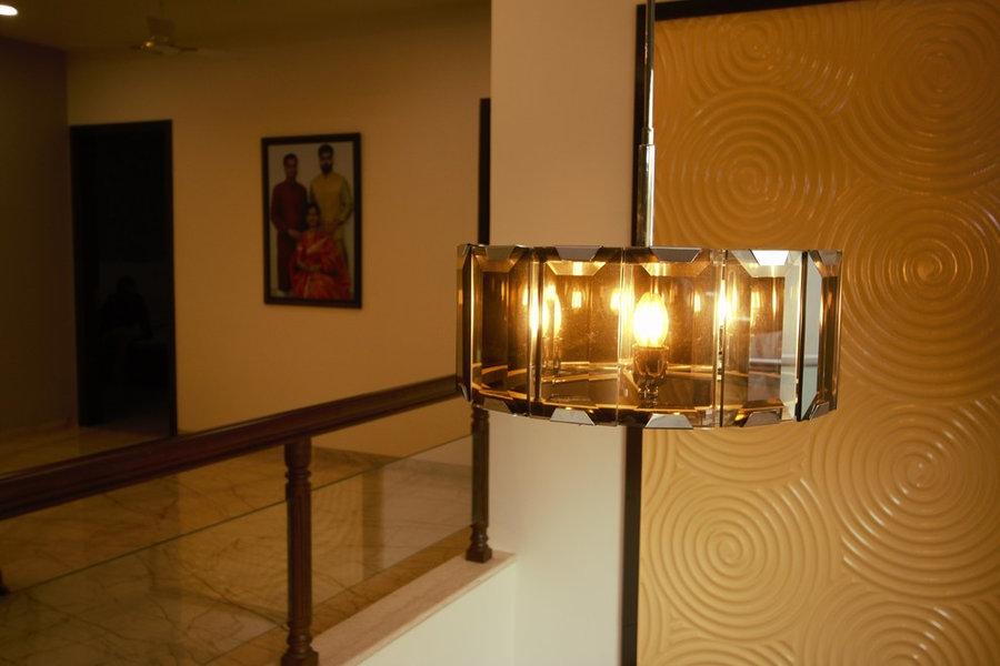 Entrance Lobby Light Fixture