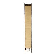 Tall Kojima Japanese Bamboo Floor Lamp   Floor Lamps