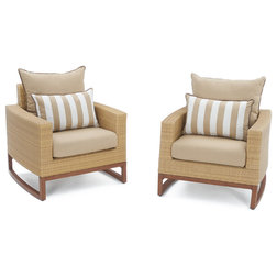 Tropical Outdoor Lounge Chairs by RST Brands