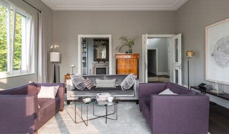 Penthouse-Umgestaltung: Etwas Altes, etwas Neues & ganz viel Stil