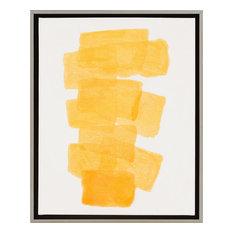 "Jasien Wall Art, Rectangle, Yellow, 18""x22"""