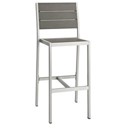 Contemporary Outdoor Bar Stools And Counter Stools by Modway
