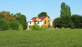 Maison ossature bois 210 m2 (78)