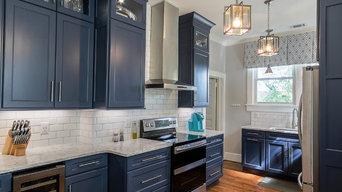 Kitchen Designs-Old Columbia