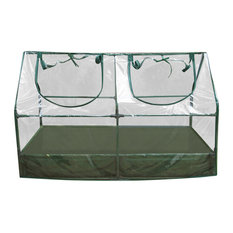 Garden Raised Bed And Cold Frame Greenhouse Cloche