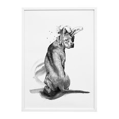 """Wannabee"" Art Print, 50x70 cm"