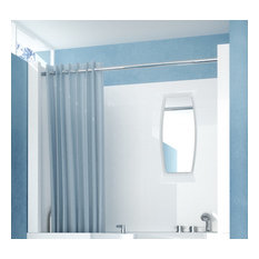 "Avano AV2747SEN Tub Enclosures 47"" Acrylic Shower Wall for Alcove Installation"
