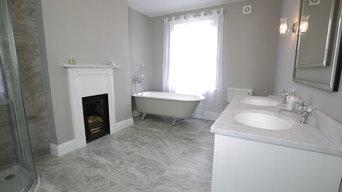 Ensuite, Bathroom, Cloakroom, Shower room & Tiles - Boroughbridge