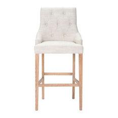 zuo modern burbank bar stool bar stools and counter stools