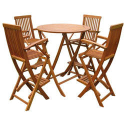 Lovely Contemporary Outdoor Dining Sets by ShopLadder