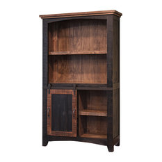 50 Most Popular Rustic Bookcases For 2018