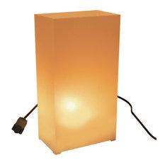 Electric Luminaria Kit Tan