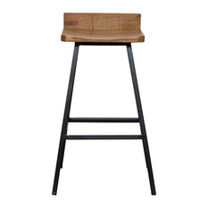 Most Popular Industrial Bar Stools and Counter Stools for 2018 Houzz