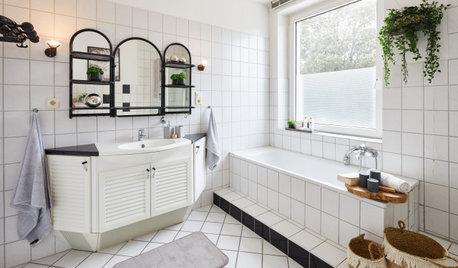 Schnelle Schönheitskur fürs Bad – 4 Ideen