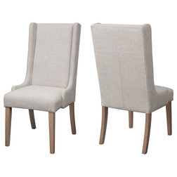 Transitional Dining Chairs by FlatFair