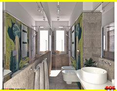 Bagno Stretto E Corto : Ristrutturazione casa secondo bagno stretto e lungo