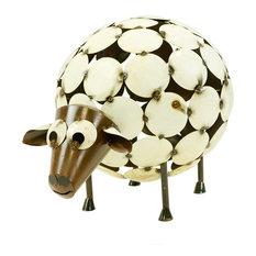 Sheep With Circles