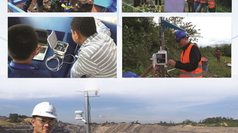 Weather Station & Water Level Installation
